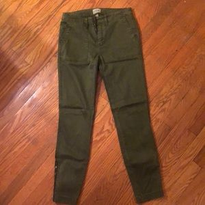 JCrew Toothpick Pants